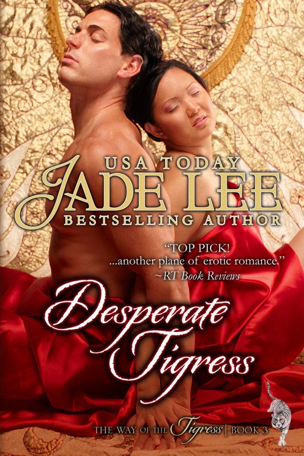Desperate Tigress/Jade Lee cover