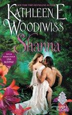 Shanna/Kathleen E. Woodiwiss cover