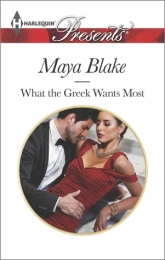 What the Greek Wants Most cover